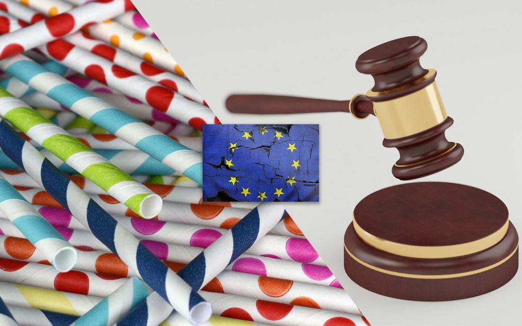 Cannucce di carta per evitare sanzioni